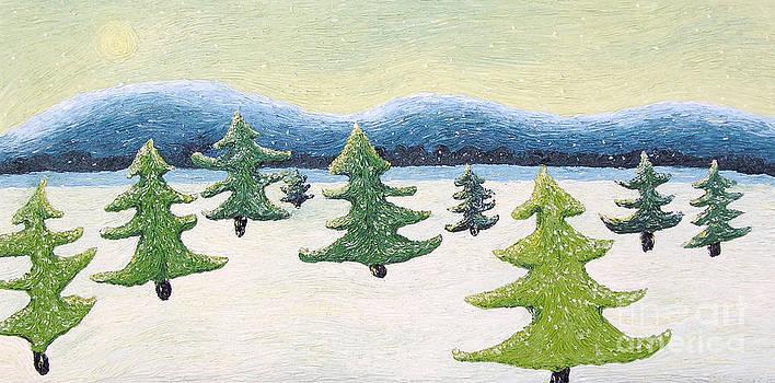Snow Dance by Barbara Nolan