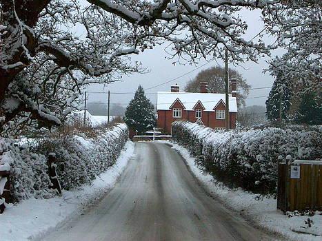 Snowy Day by Karen Grist