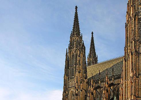 Christine Till - Soaring spires Saint Vitus