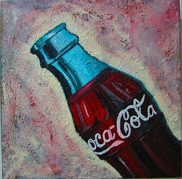 Soda pop by Tracey Bautista