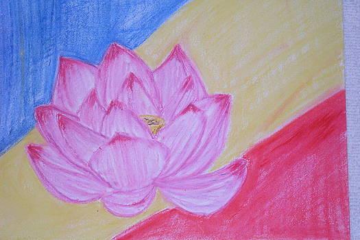 Soka Lotus by Genoa Chanel