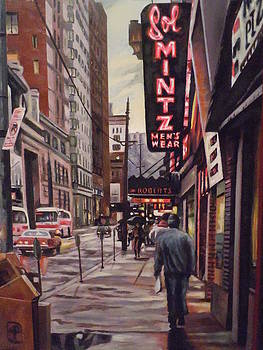 Sol Mintz Men's Ware by James Guentner