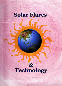 Solar Flares and Technology by Ahonu
