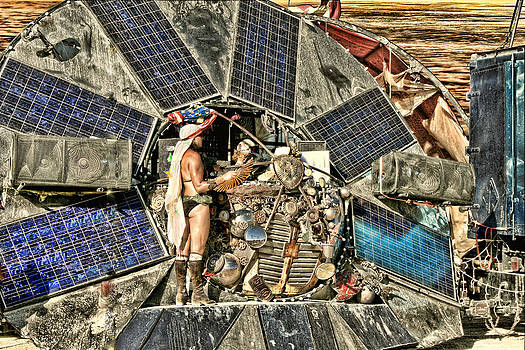 Solar Rig by Michael Cleere
