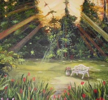 Solitude by Carole Powell