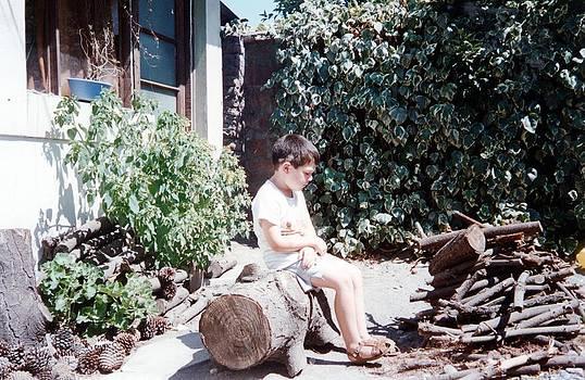 Solitude in Maipu by Jenny Baez Barrueto