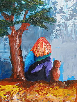 Solitude by Mary Rimmell