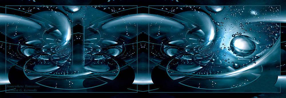 Robert Kernodle - Somewhere Tomorrow