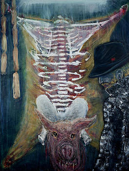 Son of Ham or How do you like your Francis Bacon? by Jonathan E Raddatz