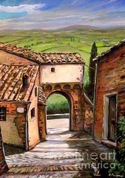 sorcio di Radicondoli by Sandro  Mulinacci