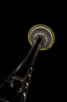 Space Needle by Bella  Shots
