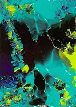 Space Vines by Nan Bilden