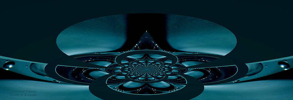 Robert Kernodle - Spacecraft Fantasy