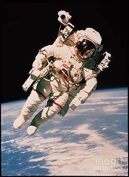 NASA / Science Source - Spacewalk