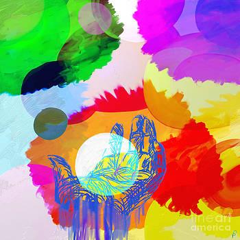 Sphere in Hand by MURUMURU By FP