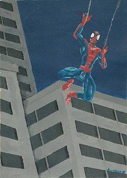 Spider-Man by James Violett II