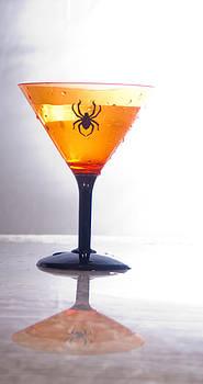 Spider Martini by Barbara Kelley