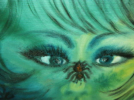 Spider Nose by Nancy L Jolicoeur
