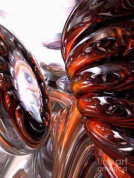 Alexander Butler - Spiral Dimension Abstract