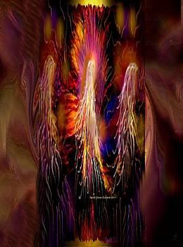 Spirit Dancers 2011 by Spirit Dove  Durand