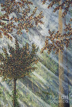 Spiritual Light by William Ohanlan