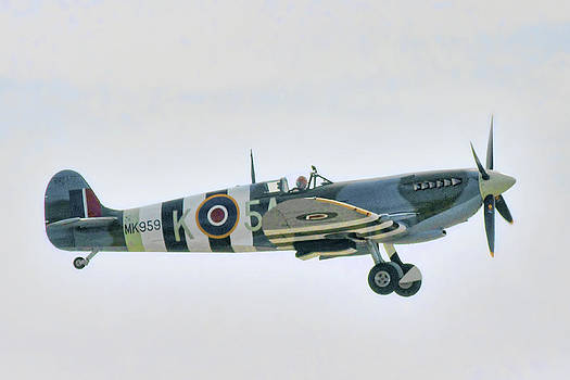Spitfire by Gerry Mann