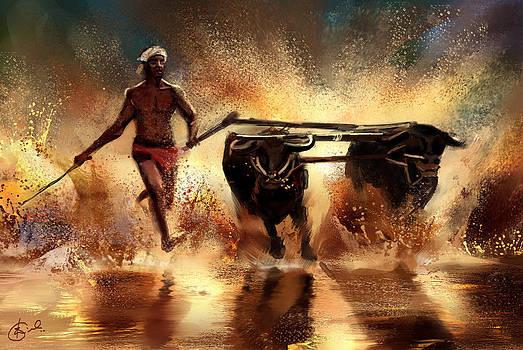 Splash by Kiran Kumar