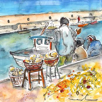 Miki De Goodaboom - Sponge Fishermen in Heraklion
