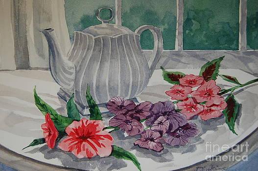 Spring bouquet by Bill Dinkins