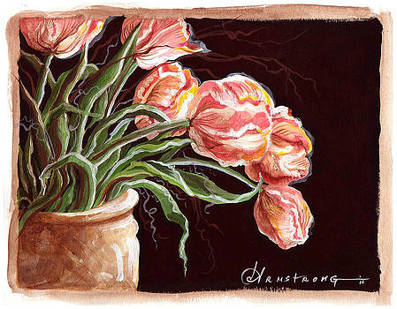Spring Bouquet by Denise Armstrong