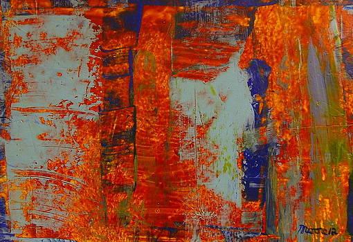 Spring Pond II by Janet Moore