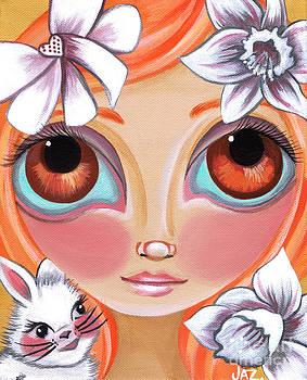 Spring Princess by Jaz Higgins