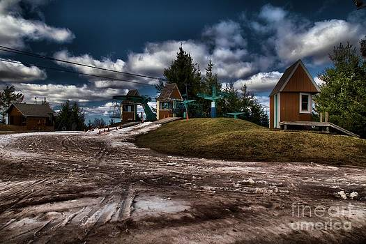 Adam Jewell - Spring Skiing