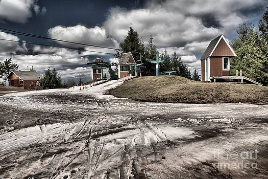 Adam Jewell - Springing Forward