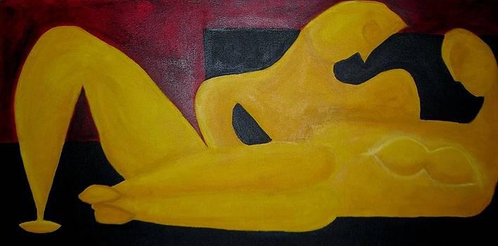 Sshhh by Gloriana Hernandez