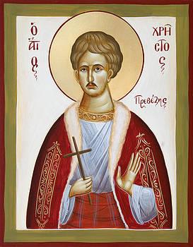St Chrestos of Preveza by Julia Bridget Hayes