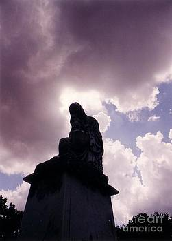 John Malone - St. Louis Cemetary monument