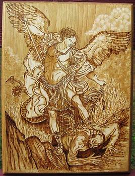 St Michael the Archangel by Bob Renaud