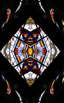 Stained glass 2 by Jesus Nicolas Castanon