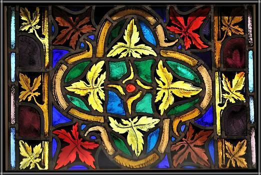 Daryl Macintyre - Stained Glass Window l