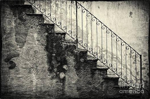 Silvia Ganora - Stairs on a rainy day