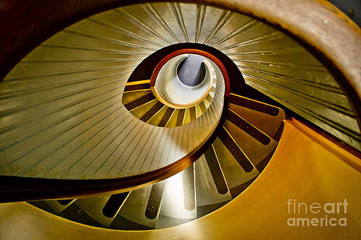 Stairs Stares by Athena Lin