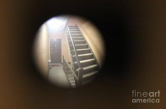 Stairway 1 by Carol Fielding