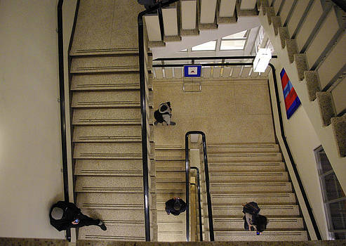 Marilyn Wilson - Stairwell