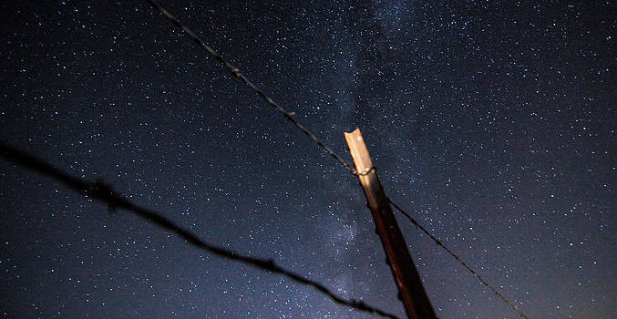 Star Fence by Chris Multop