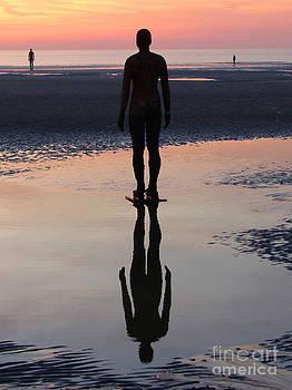 Staring at the Sea by Karin Ubeleis-Jones