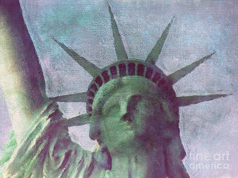 Angela Doelling AD DESIGN Photo and PhotoArt - Statue of Liberty