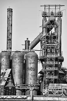 Chuck Kuhn - Steel Blast Furnace BW