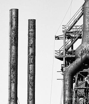 Chuck Kuhn - Steel Blast Furnace BWI