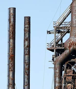 Chuck Kuhn - Steel Blast Furnace CII